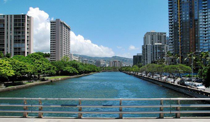 Honolulu Canal