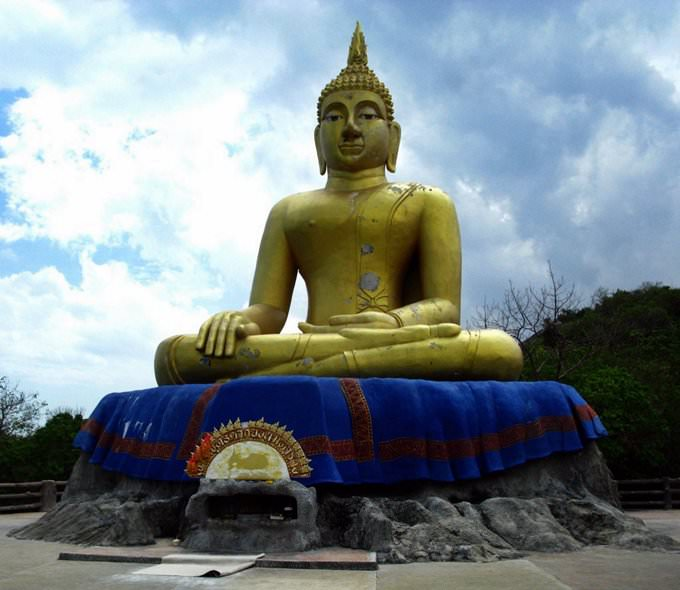 Hua Hin : Khao Tao (Turtle Hill) : The Top