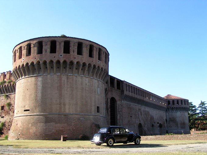 La Rocca Sforzesca di Imola (XIII secolo)
