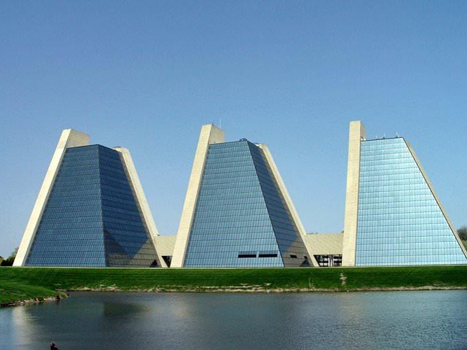 Indianapolis Pyramids