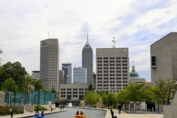 Indianapolis - Canal Walk