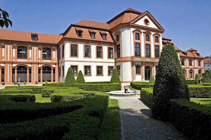 KU Eichstätt - ehemalige Fürstbischöfliche Sommerresidenz