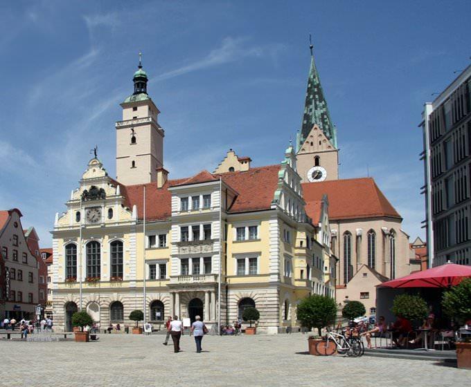 Ingolstadt town hall