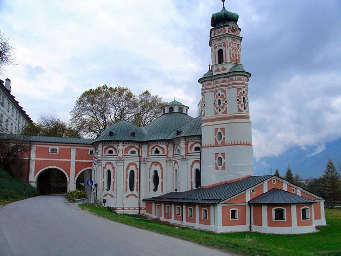 Innsbruck Karlskirche