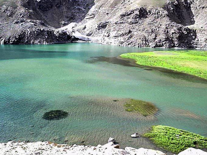 Lake Dodipatsir - Pakistan