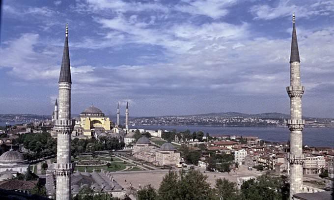 Istanbul 1963