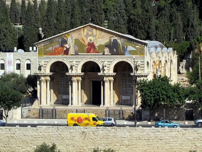Church of All Nations - The Basilica of the Agony - Jerusalem