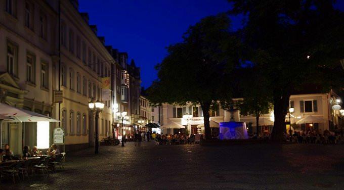Kaiserslautern by Night