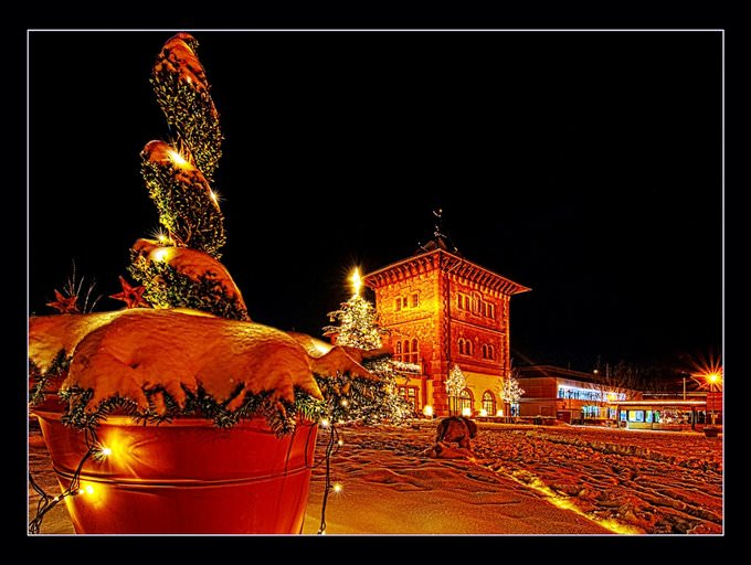 Winter Wonder Land - 冬季奇观 - Зимнее чудо Земля - الشتاء ووندر لاند - Kaiserslautern #7 * Das Brauhaus #2
