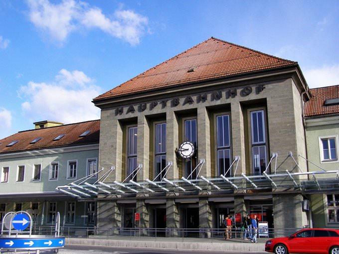 Villach Hauptbahnhof