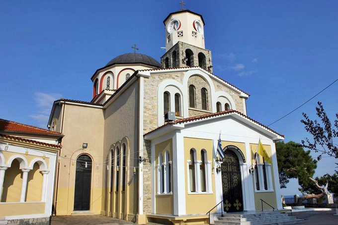 """Kimissi Theotokou\"" (Dormition of the Mother of God) Church, Kavala"