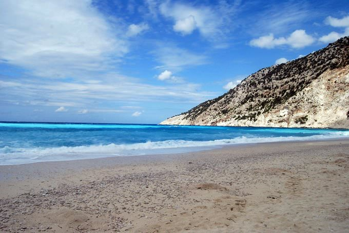 Mỳrtos Beach, Kefalloniá