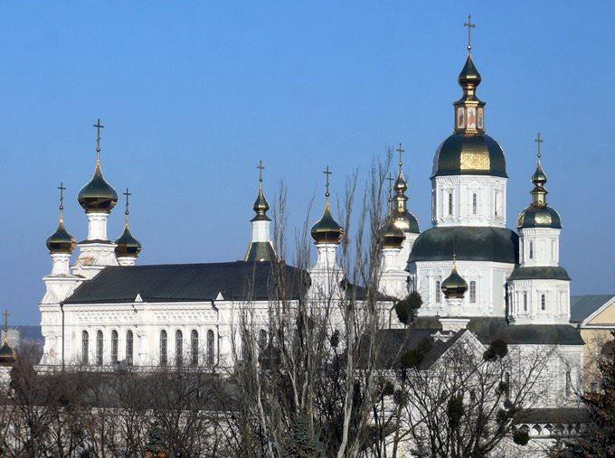 Pokrovsky Cathedral, Kharkov