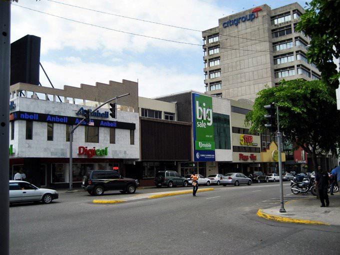 Downtown New Kingston