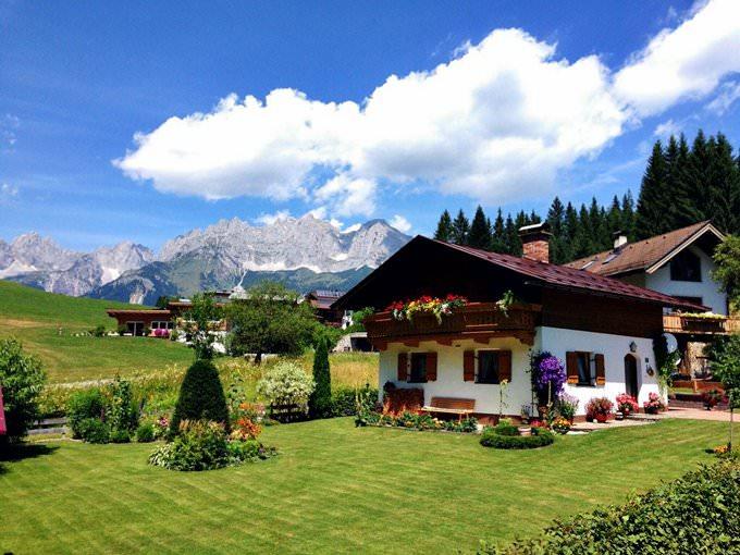 Sterne Hotels In Kirchberg Tirol