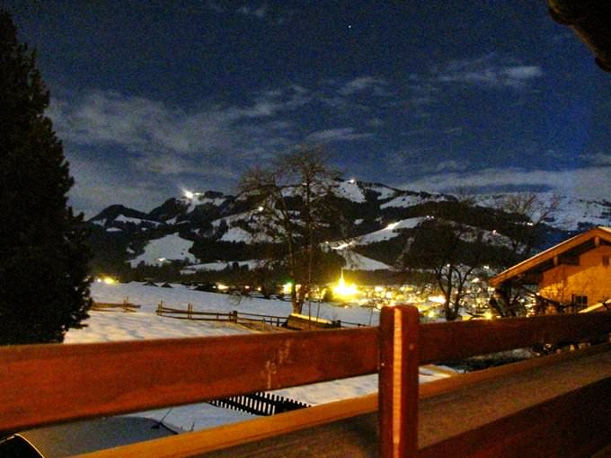 Kirchberg in Tirol by Night