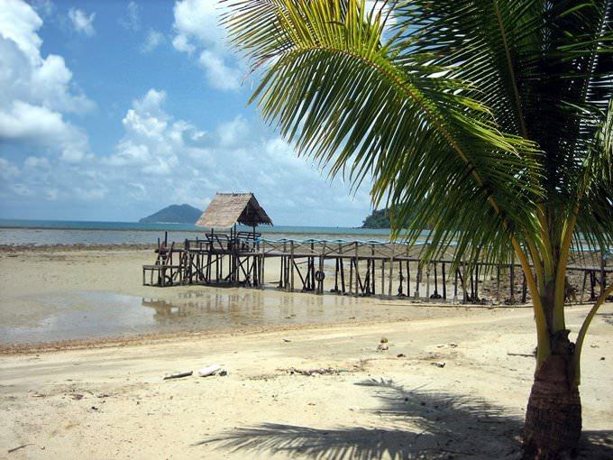 Ko Chang East Coast