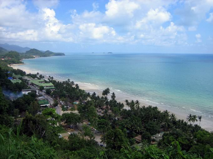 Ko Chang White Sand Beach