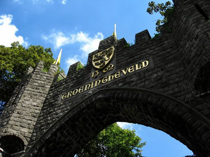 Kortrijk, founded 1302