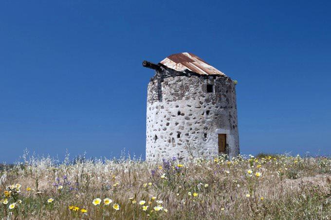 Windmill in Kefalos, Kos