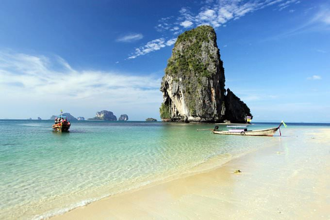 Phranang beach