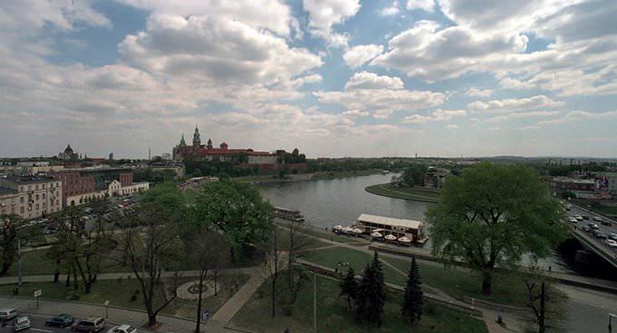 Wisla i Wawel