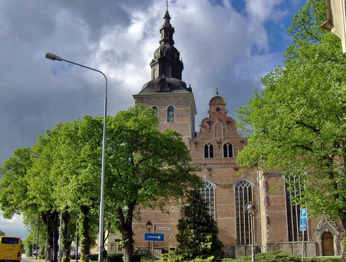Kirken i Kristianstad