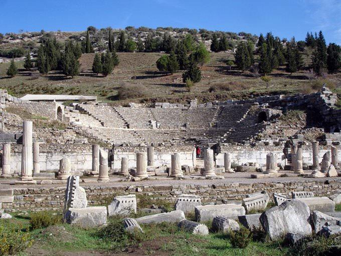 Kusadasi Turkey Ephesus