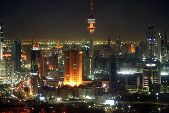 Kuwait cosmopolis