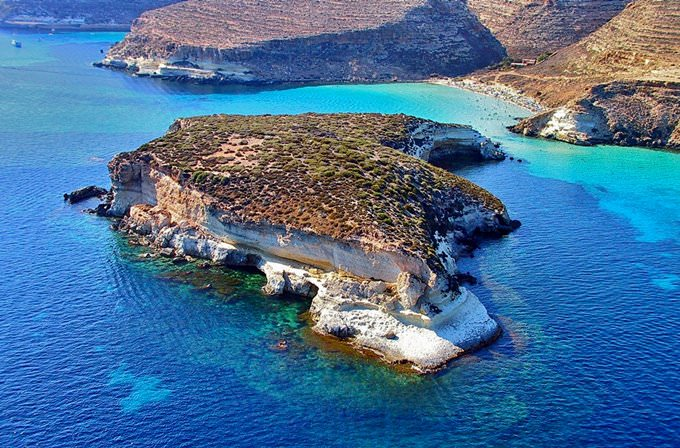 Lampeduza Dostoprimechatelnosti Chto Posmotret Na Lampeduze