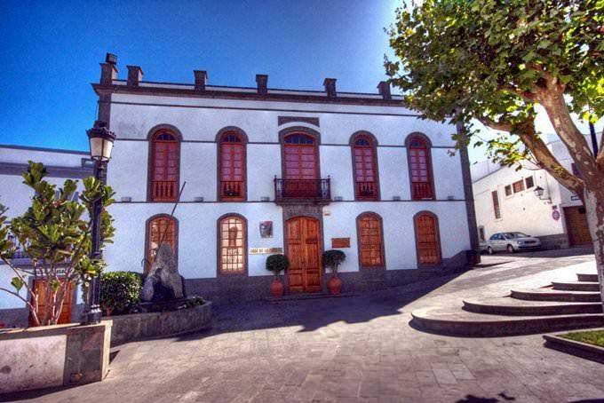 """Firgas """"La Villa del Agua"""" Gran Canaria"""