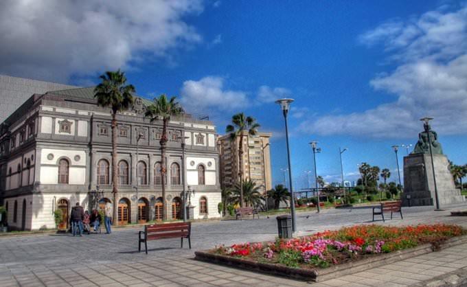 Fotos Teatro Perez Galdós Las Palmas de Gran Canaria