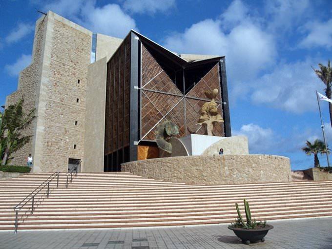 Las Palmas de G.C., Auditorio