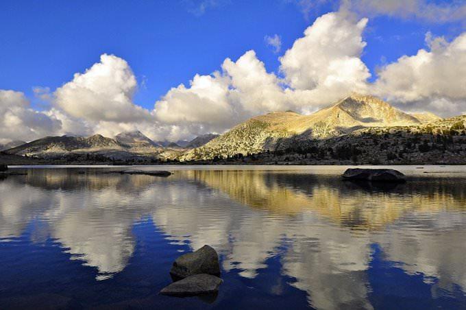 Marie Lake, John Muir Wilderness