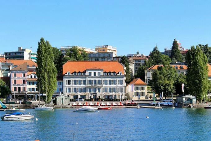 Lausanne Lake Side