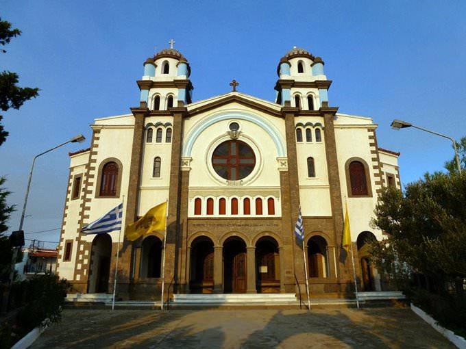 Moudros church