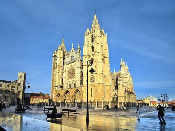 Cathedral. León