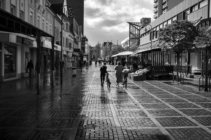 Leverkusen Street