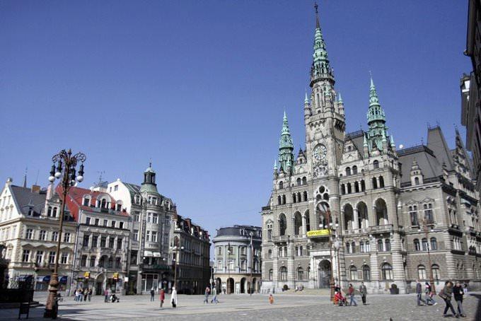Sonderzug von Dresden nach Liberec