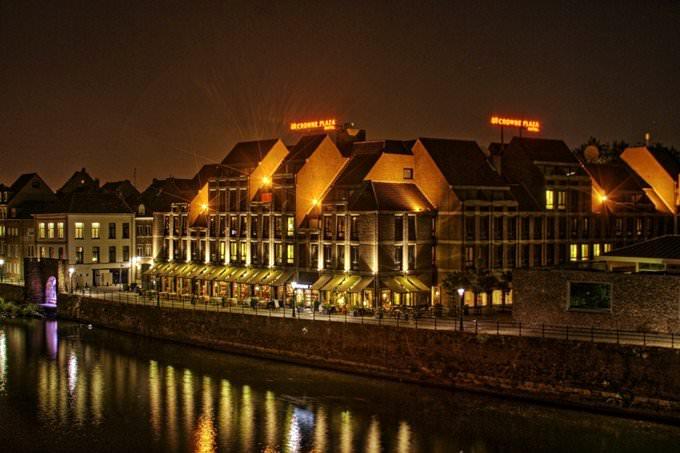 Crowne Plaza Hotel in Maastricht