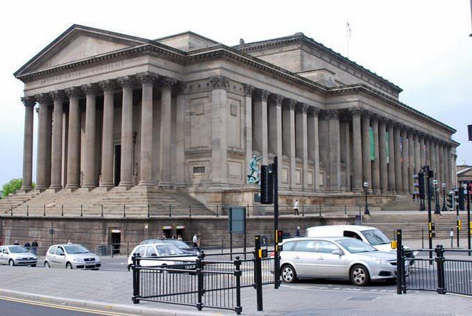 St Georges Hall, Liverpool