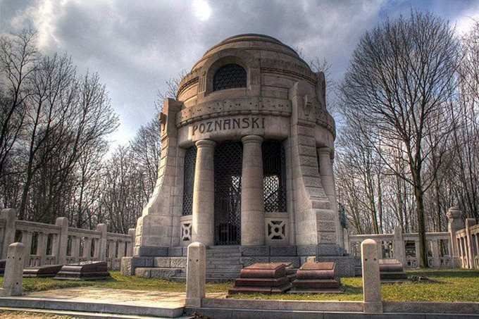 Poznanskis mausoleum