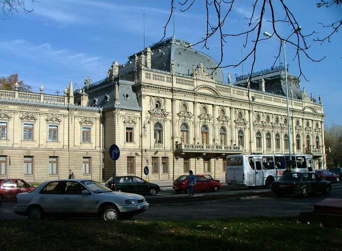 Lodz - Poznanskis Palace