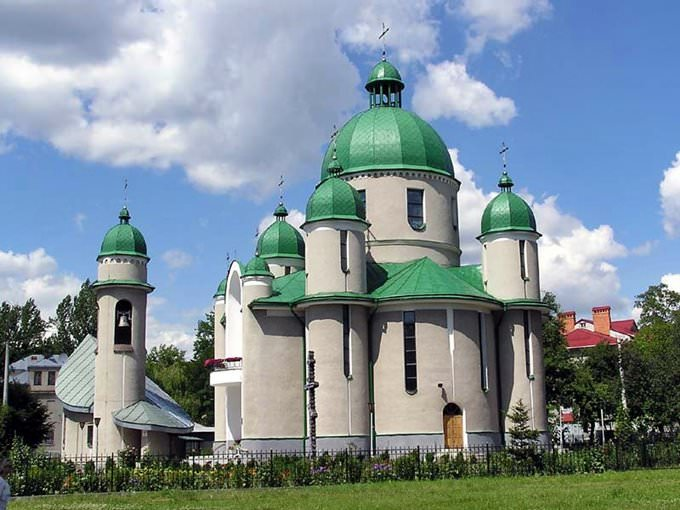 Ukrainian Orthodox Church in Lviv