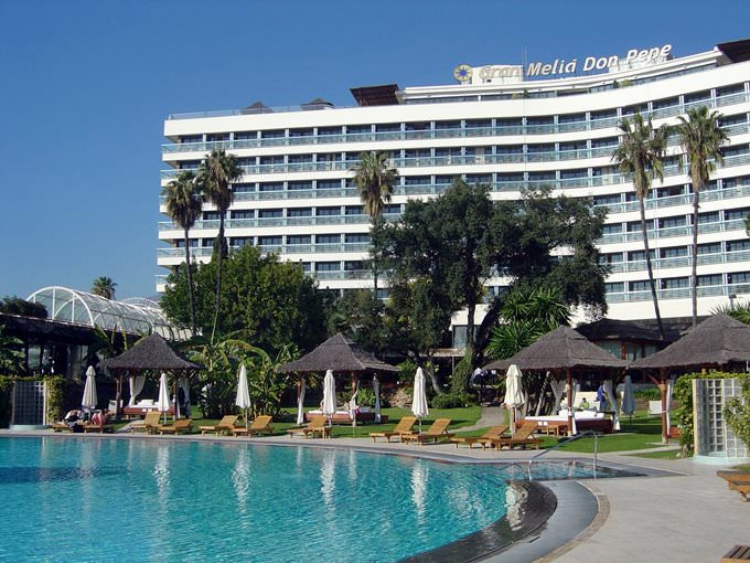 Gran Melia Don Pepe Marbella Spain
