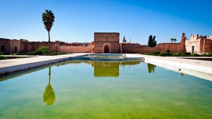 Marrakech - El Badi Palace