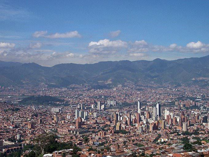 Medellin... que chimba parce