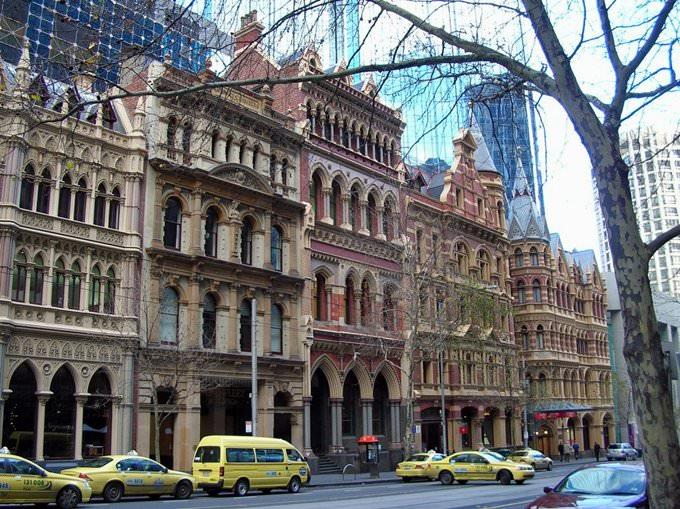 Collins Street, Melbourne CBD