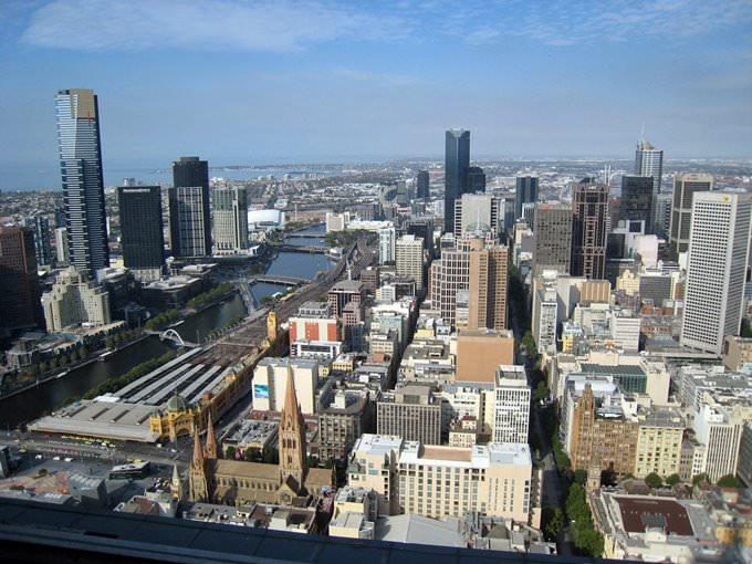 Melbourne Below