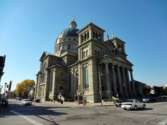 Milwaukee Cathedral